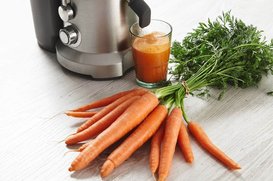 Best Juicer for Carrots