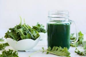 Kale Smoothie Recipes for Weight Loss