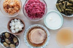 Probiotic-rich Foods