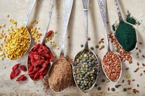 Energetic Lifestyle - Superfoods for Energy