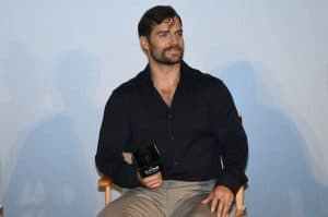 Henry Cavill Workout Witcher