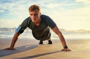How to Breathe During Pushups