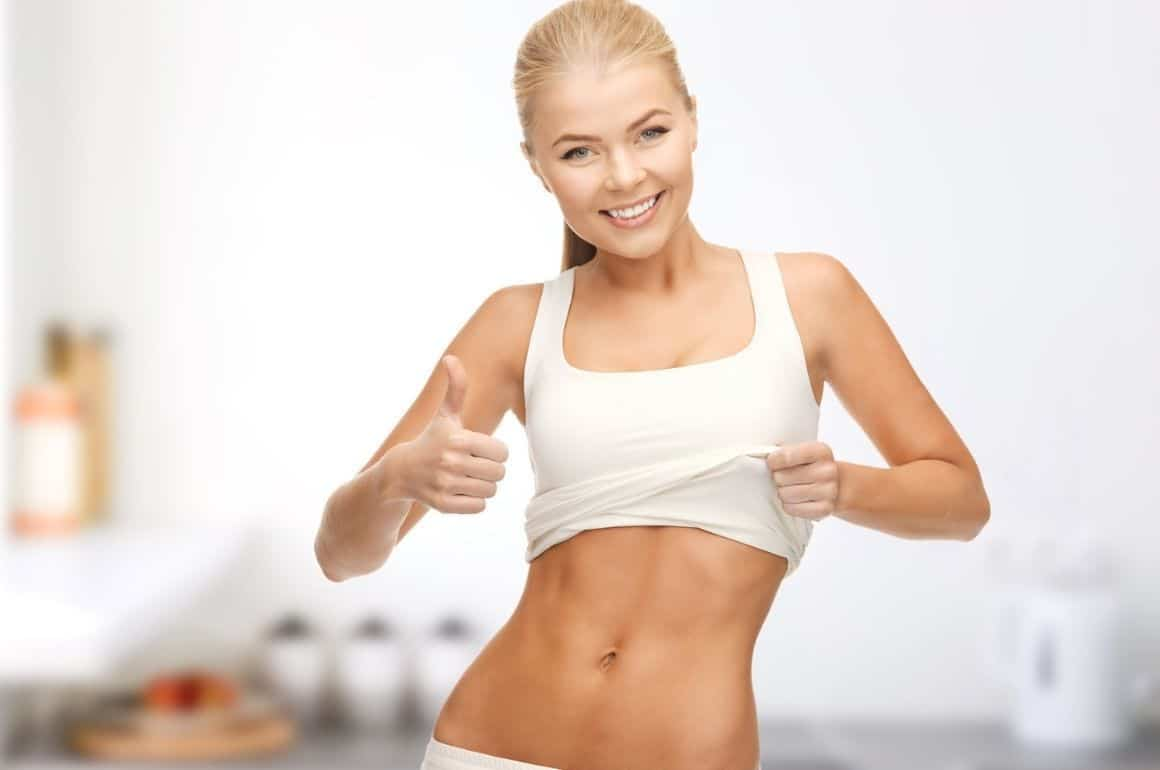 how to contour abs