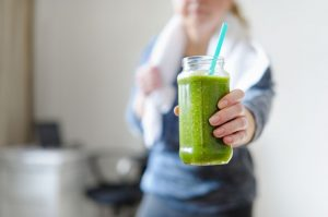 Smoothie Before or After Workout